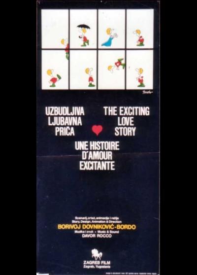 UZBUDLJIVA LJUBAVNA PRICA movie poster