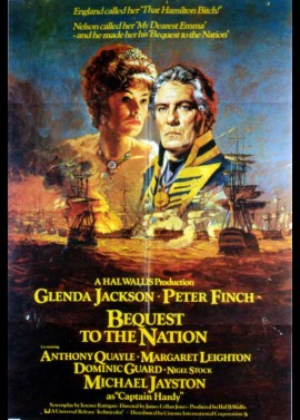 affiche du film BEQUEST TO THE NATION
