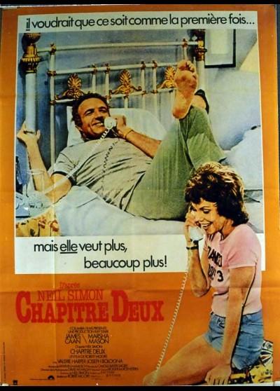 affiche du film CHAPITRE DEUX
