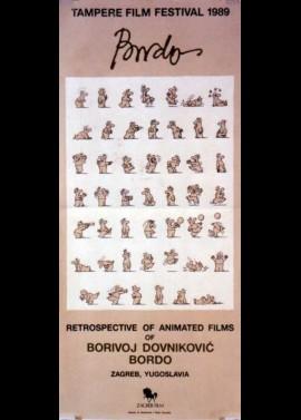 affiche du film TAMPERE FILM FESTIVAL 1989