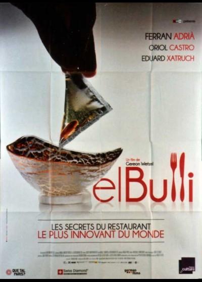 BULLI (EL) movie poster