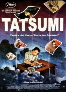 TATSUMI movie poster