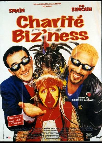 affiche du film CHARITE BIZ'NESS