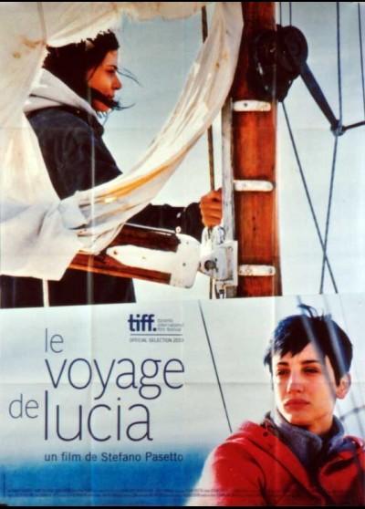affiche du film VOYAGE DE LUCIA (LE)