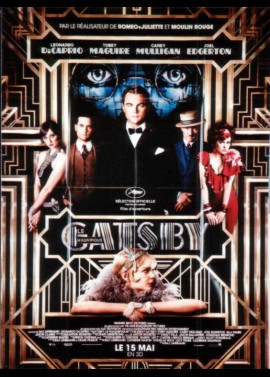 GREAT GATSBY (THE) movie poster