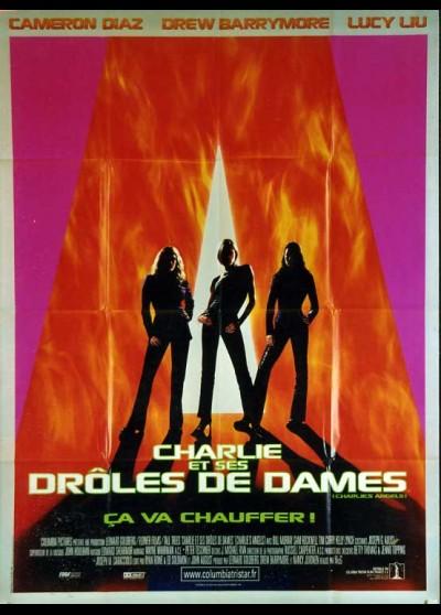 affiche du film CHARLIE ET SES DROLES DE DAMES
