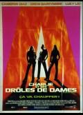 CHARLIE ET SES DROLES DE DAMES
