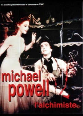 MICHAEL POWELL L'ALCHIMISTE / THE RED SHOES movie poster