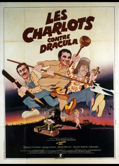 affiche du film CHARLOTS CONTRE DRACULA (LES)