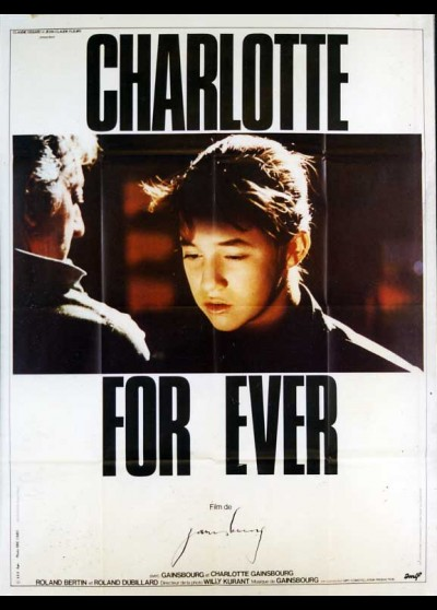 affiche du film CHARLOTTE FOR EVER