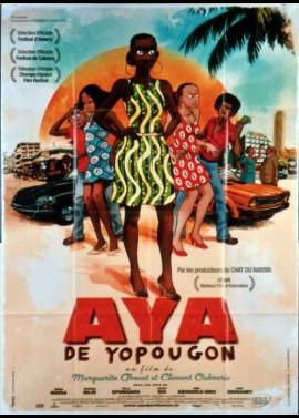 AYA DE YOPOUGON movie poster