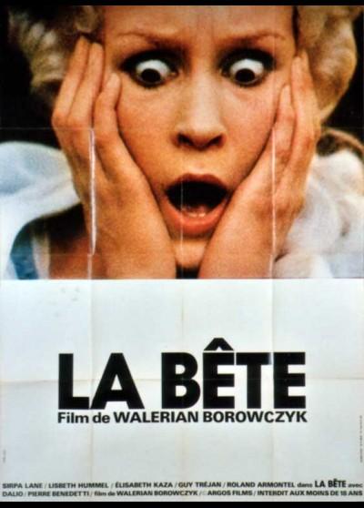 BETE (LA) movie poster
