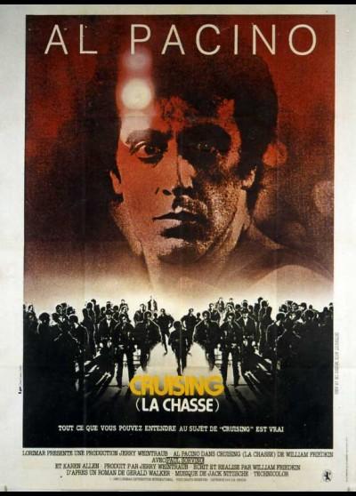 affiche du film CHASSE (LA)