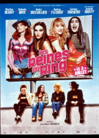 REINES DU RING (LES) movie poster
