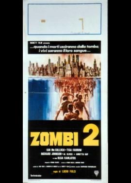 ZOMBI 2 movie poster