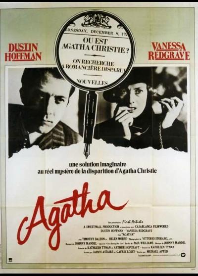 AGATHA movie poster