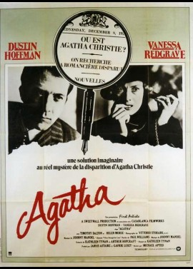 AGATHA movie poster