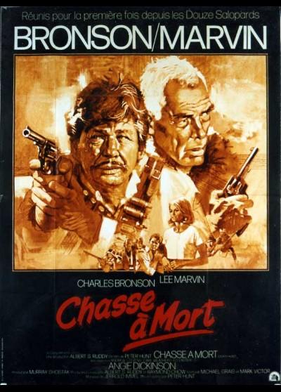 affiche du film CHASSE A MORT