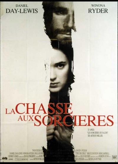 affiche du film CHASSE AUX SORCIERES (LA)
