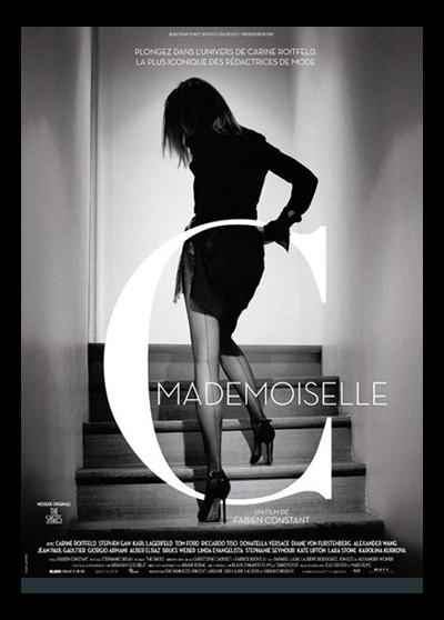 MADEMOISELLE C movie poster