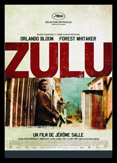 affiche du film ZULU