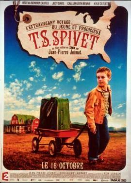 EXTRAVAGANT VOYAGE DU JEUNE ET PRODIGIEUX T.S SPIVET (L') movie poster