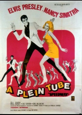 affiche du film A PLEIN TUBE