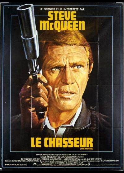 affiche du film CHASSEUR (LE)