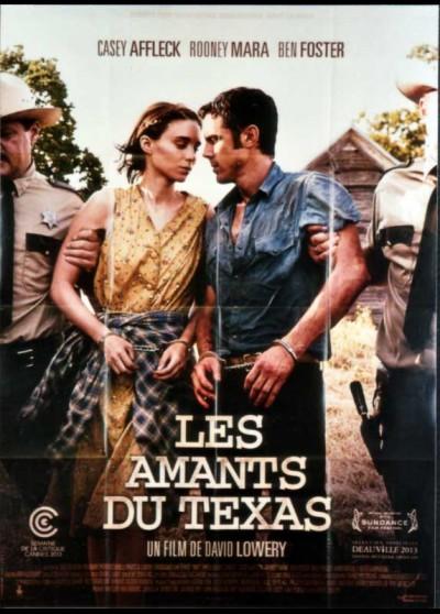 affiche du film AMANTS DU TEXAS (LES)
