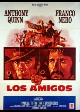 AMIGOS (LOS) movie poster
