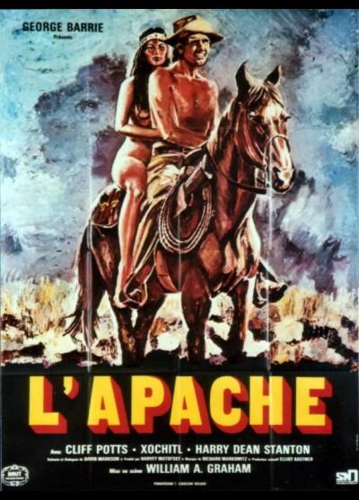 affiche du film APACHE (L')