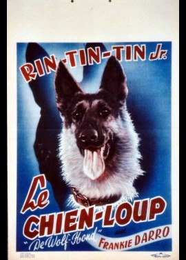 affiche du film CHIEN LOUP (LE)