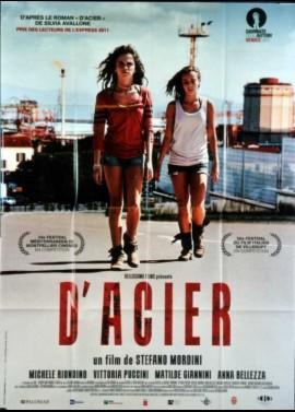 ACCIAIO movie poster