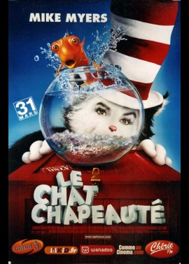 CAT IN THE HAT (THE) movie poster