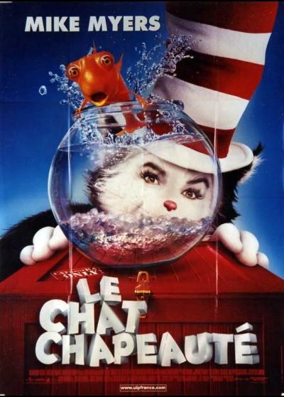 affiche du film CHAT CHAPEAUTE (LE)