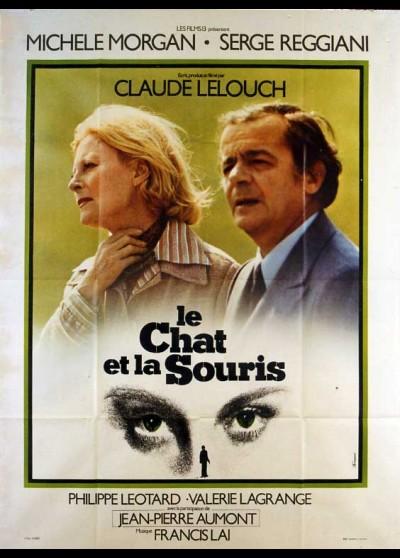 affiche du film CHAT ET LA SOURIS (LE)