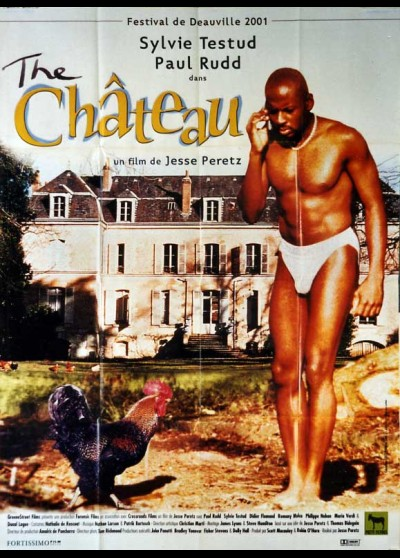 affiche du film CHATEAU (THE)