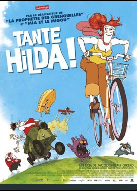TANTE HILDA movie poster