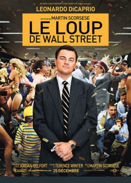 WOLF OF WALL STREET (THE) movie poster