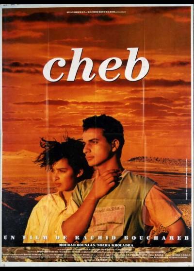 affiche du film CHEB