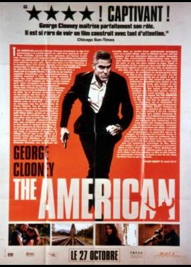 affiche du film AMERICAN (THE)