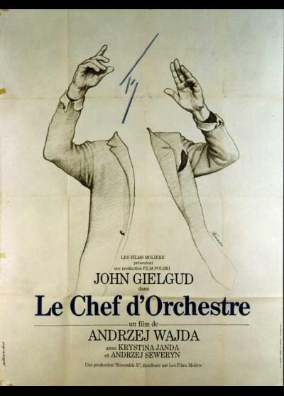 affiche du film CHEF D'ORCHESTRE (LE)