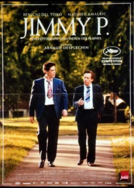 affiche du film JIMMY P
