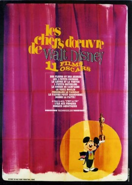 CHEFS D'OEUVRE DE WALT DISNEY (LES) movie poster