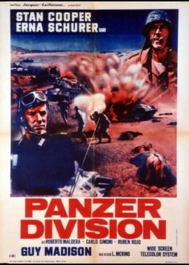 BATTAGLIA DELL'ULTIMO PANZER (LA) movie poster