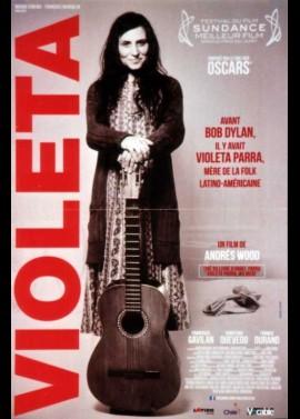 VIOLETA SE FUE A LOS CIELOS movie poster