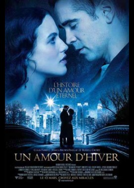 WINTER'S TALE movie poster