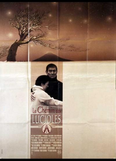 affiche du film CHEMIN DES LUCIOLES (LE)