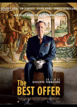 affiche du film BEST OFFER (THE)