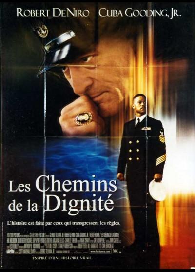 affiche du film CHEMINS DE LA DIGNITE (LES)